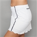 Denise Cronwall Villia White Pocket Tennis Skort