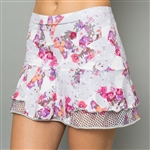 Denise Cronwall Steffi Skort - Army Of Lovers, Floral