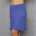 Denise Cronwall Golf Skort - Scotia Blue