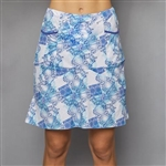 Denise Cronwall Golf Skort - Scotia Print