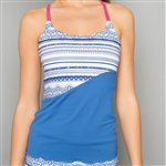 Denise Cronwall Nordica Spaghetti Strap Top