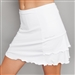 Denise Cronwall Golf Skort White