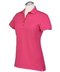 Bobby Jones Supreme Cotton Flamingo Polo