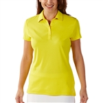 Bobby Jones Supreme Cotton Solid Mimosa Polo