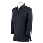 Bobby Jones Adjustable Summer Black Long Sleeve Polo