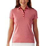 Bobby Jones Liquid Cotton Stretch Stripe Polo