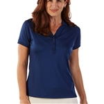Bobby Jones Tech Summer Navy Short Sleeve Polo