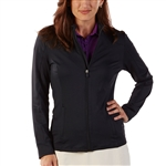 Bobby Jones Black Tech Jacket