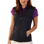 Bobby Jones Black Tech Vest