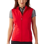 Bobby Jones Rio Red Tech Vest