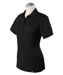 Bobby Jones Taylor Performance Polo - Black