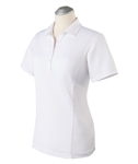 Bobby Jones Taylor Performance Polo - White
