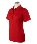 Bobby Jones Taylor Performance Polo - Cambridge Red