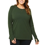 SHAPE PLUS Movement Long Sleeve Fitness Top