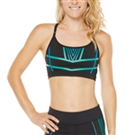 SHAPE Plus Dynamo Ensemble Bra - Everglade/Dynamo