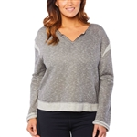 SHAPE PLUS Surfer Terry Sweatshirt