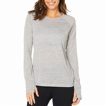 SHAPE Active Performance Tee - Heather Grey