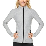 SHAPE Training Stretch Jacket - Granite