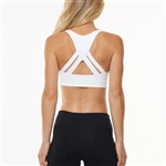 SHAPE Define Sports Bra - White