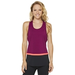 SHAPE Shadow Tank - Magenta Purple