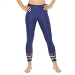 SHAPE Cage Legging - Twilight Blue