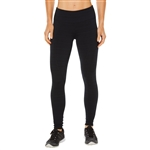 SHAPE Courtship Perimeter Fleece Legging - Caviar Black