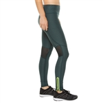 SHAPE Courtship Protech Legging w/ Zip - Green Gables