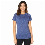 SHAPE Half Time Tee - Twilight Blue
