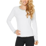 SHAPE Inversion Reversible Top - Winter White