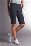Swing Control Basic Resort Golf Short - Black