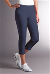 Swing Control Basic Fairway Crop Pant - Navy