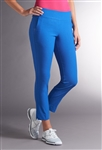 Swing Control Basic Eagle Ankle Pant - Electric Blue