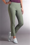 Swing Control Basic Eagle Ankle Pant - Military