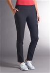 Swing Control Basic Slim Black Pant