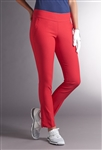 Swing Control Basic Slim New Red Pant