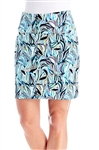 Swing Control Masters Nantucket Knit Golf Skort