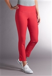 Swing Control Masters Ankle Pant - New Red