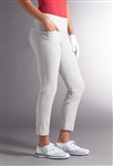 Swing Control Masters White Ankle Pant