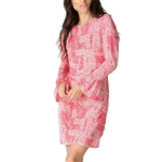 IBKUL Diane UPF50 Bell Sleeve Dress