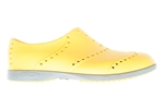 BIION Brights Golf Shoe - Mustard & Gray