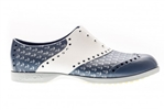BIION Patterns Golf Shoe - Anchor