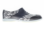 BIION Patterns Golf Shoe - Zebra
