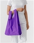 BAGGU Reusable Shopping Bag - Purple Bright