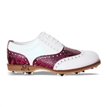 Lambda Leather Golf Shoe - Venezia Pyton