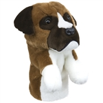 Daphne's Boxer Golf Headcover