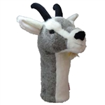 Daphne's Goat Golf Headcover