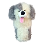 Daphne's Rescue Dog Golf Headcover