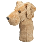 Daphne's Yellow Lab Golf Headcover