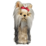 Daphne's Yorkshire Terrier Golf Headcover