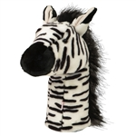 Daphne's Zebra Golf Headcover